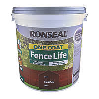 9 Ltr Fence Paint Woodcare Screwfix Ie