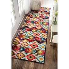 diamond medallion pattern area rug