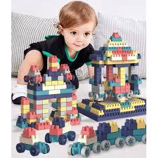 Mua bộ đồ chơi lắp ghép kích thích trí não phát triển cho trẻ (hàng order)  chỉ 71.812₫