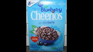 blueberry cheerios cereal review you