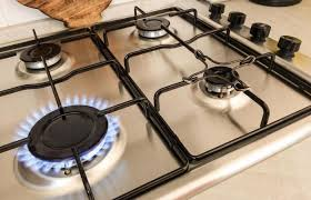 gas stove grates and burners naturally