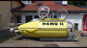 homemade submarine nemo ii you