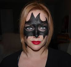 easy last minute batman mask