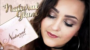 too faced natural eyes makeup tutorial