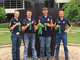 Atlantic FFA Competes at Iowa FFA Agronomy CDE « KJAN | Radio Atlantic, IA  – AM 1220