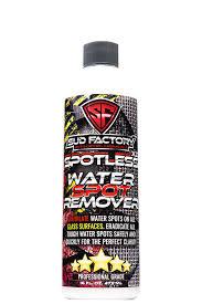 spotless x2 glass water spot eliminator