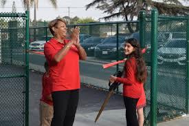 Los Nietos Dedicates New Playground and Flagpole | | California ...