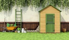 shed ideas designed to maximize storage