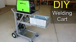 making a welding cart how to diy