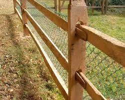 Wooden Fence Gallery Penn Fencing