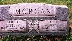Effie V. Morgan (1893-1969) - Find A Grave Memorial