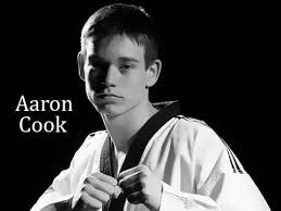 Aaron Cook Taekwondo - YouTube