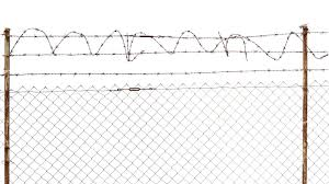 Download Barbed Wire Fence Fence Full Size Png Image Pngkit