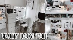 beauty room tour 2019 finally