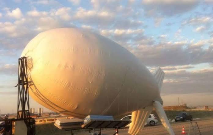 """Aselsan'ın balonu 'Karagöz' ile ilgili görsel sonucu"""""""