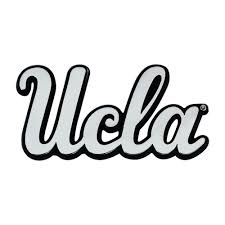 Fanmats Ncaa University Of California Los Angeles Ucla 2 7 In X 3 2 In Chrome Emblem 21873 The Home Depot