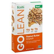 kashi golean peanut er crunch