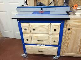 Kreg Router Table Cabinet Woodworking Router Table Router Table Plans Kreg Router Table