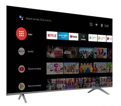 android smart tv s unveiled in india