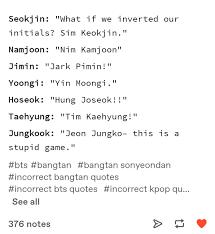 source incorrect bangtan quotes on tumblr lmao poor
