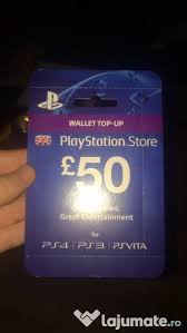 gift card cod psn uk ps4 ps3 psvita