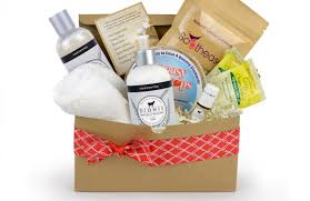 soothing chemotherapy gift set choose
