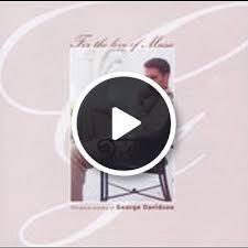 Ballard Pour Adeline - George Davidson | Shazam