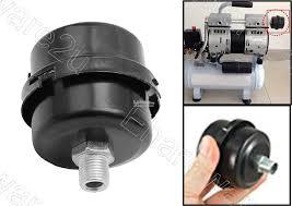 facility air compressor filter silencer
