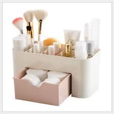 makeup case storage organizer drawer