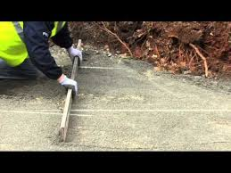 screening bedding sand for pavers