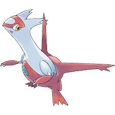 Latias (Pokémon) - Bulbapedia, the community-driven Pokémon ...