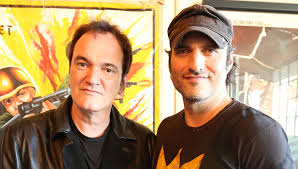 Watch: Robert Rodriguez Interviews Quentin Tarantino in Red Band 'The  Director's Chair' Clip | IndieWire