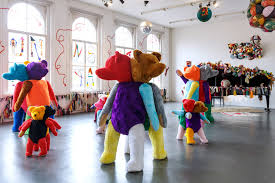 Going back in time: Daniel Gould's 3D List, Art in Amsterdam #66   if then  is now