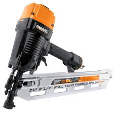 full round head framing nailer