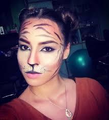 simple tiger makeup saubhaya makeup