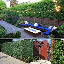 Summer Promotion 70 Off Expandable Faux Privacy Fence Cotinilife