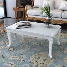 coffee table 100x60x42 cm high gloss