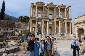 turkey and greece itinerary in 17 days