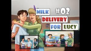 summertime saga 0 17 diane milk for