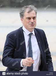 Northern Ireland's new Secretary of State Julian Smith arrives at ...