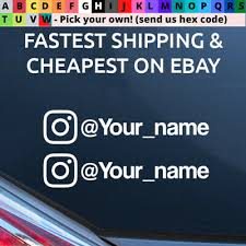 2 X Snapchat Personalised Name Car Window Bumper Sticker Vinyl Decal Archives Statelegals Staradvertiser Com