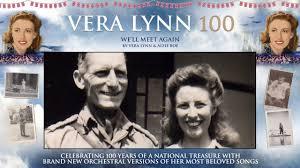 Dame Vera Lynn - 100 - We'll Meet Again ...