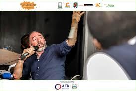 Ivano Iaia, architecte et paysagiste animait la Conférence - IRIS MEDIAS