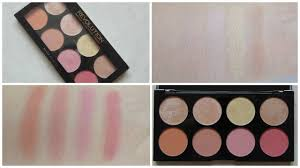 makeup revolution blush dess palette