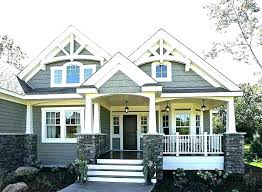 craftsman home paint colors exterior