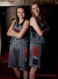 Sister Act: Bailey, Abby Morgan share a unique chemistry on the court |  Local Sports | manchestertimes.com