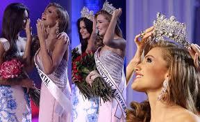 Miss Venezuela Pageant Winner