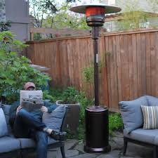 fire sense outdoor patio heater review