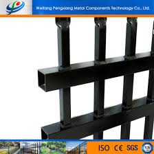 China Fancy Aluminum Panels For Stair Balcony Porch Fence China Fence Iron Fence