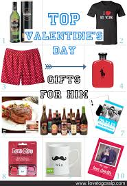 gifts for him valentines
